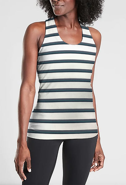 AWF-7452W STRIPE DESIGN ACTIVEWEAR KNIT. FRANCE