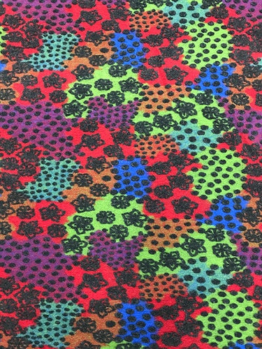 WC-7314W FUN DOT TEXTURED BOILED WOOL. ITALY