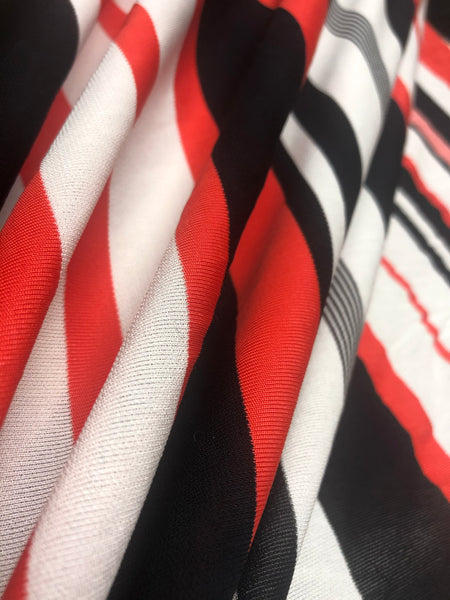 AWF-7457W STRIPED ACTIVEWEAR MATTE JERSEY. FRANCE