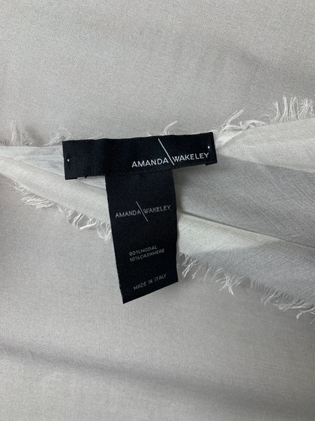 "AW-1040 ""LONDON FOG"" - BRITISH DESIGNER DIGITAL PRINT CASHMERE MODAL SCARF. MADE IN ITALY"