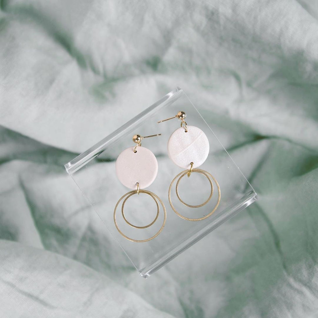 Pepper You Full Circle Trio Earrings