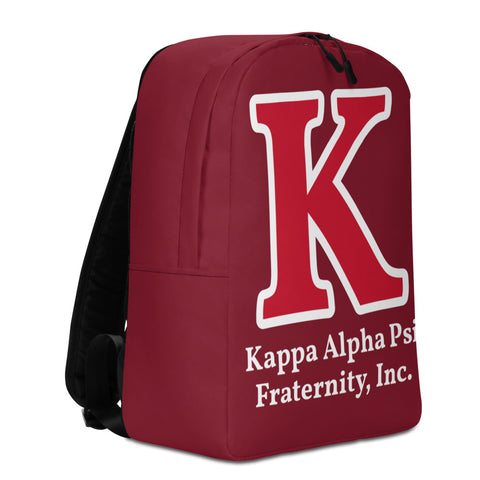 K Kappa Alpha Psi  Backpack