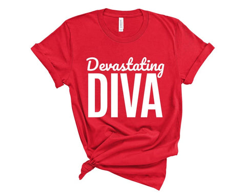 Devastating Diva T-Shirt