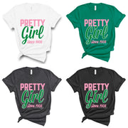 (4 options) Pretty Girl Since 1908