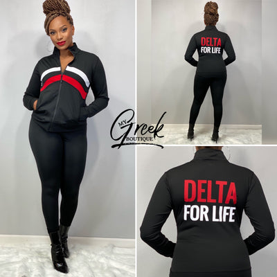Delta For Life 2pc Set