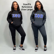Delta Sigma Theta Hoodie Jogger Set (FINAL SALE!)