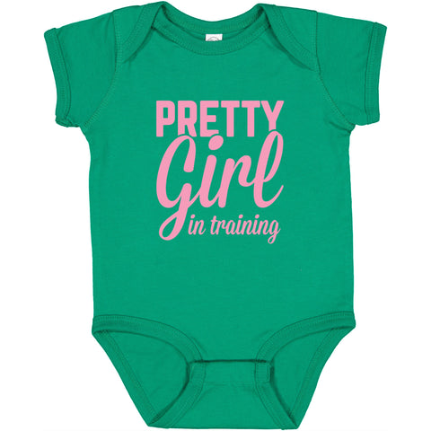 Future Pretty Girl in Training T-Shirt/Onesie