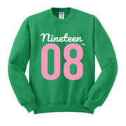AKA Nineteen 08 Sweatshirt (FINAL SALE!)
