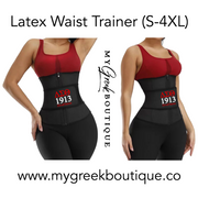 Latex Waist Trainer (Fits S-XL Read item description!)
