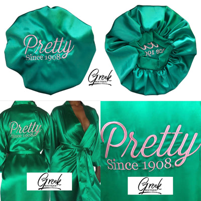 Pretty Since 1908 Satin Faves