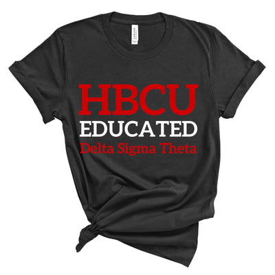 HBCU Educated T-Shirt
