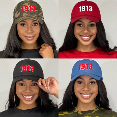 1913 Embroidered Dad Hat (FINAL SALE!)