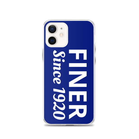 Finer Since 1920 iPhone Case
