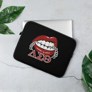 Greek Chain Laptop Sleeve (Fulfillment & Shipment delayed 2-4 weeks due to COVID-19)