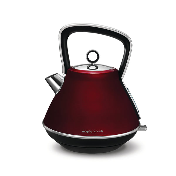 Red Stainless Steel Kettle