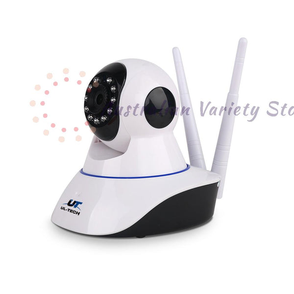 UL Tech 1080P IP Wireless Camera - White | Australian Variety Store