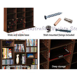 Artiss Adjustable Book Storage Shelf Rack Unit