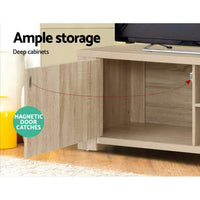 Artiss TV Cabinet Entertainment Unit Cabinet Wooden