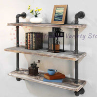 Wall Mounted Bookshelf