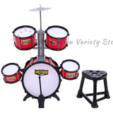 Keezi Kids 7 Drum Set