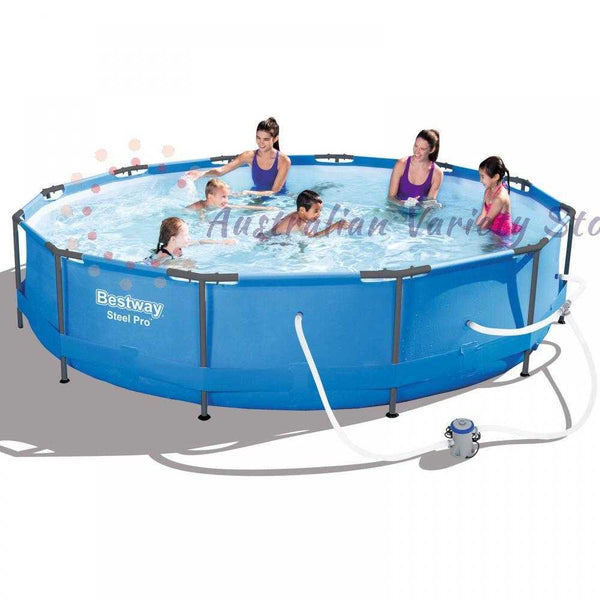 Bestway Above Ground Round Swimming Pool