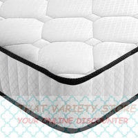 Giselle Bedding Single Size 21cm Thick Foam Mattress