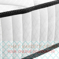 Giselle Bedding Single Size 21cm Thick Foam Mattress | Australian Variety Store