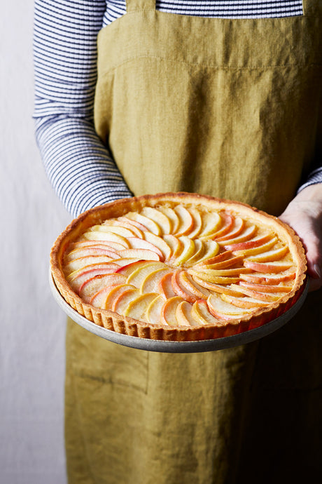 Let's Picnic People - Tarte Aux Pommes  - for made + more