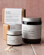 Load image into Gallery viewer, Plant Remedy x made + more Facial Clay Mask - French Green & Dead Sea Clay