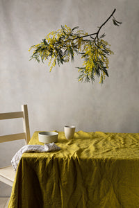 Linen Table Cloth