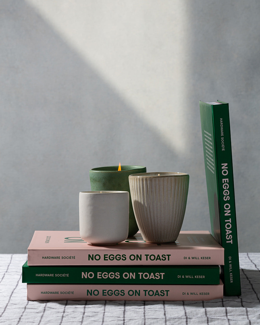 No Eggs On Toast Cook Book