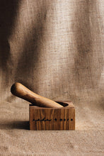 Load image into Gallery viewer, made + more Mortar & Pestle in Ash/Oak