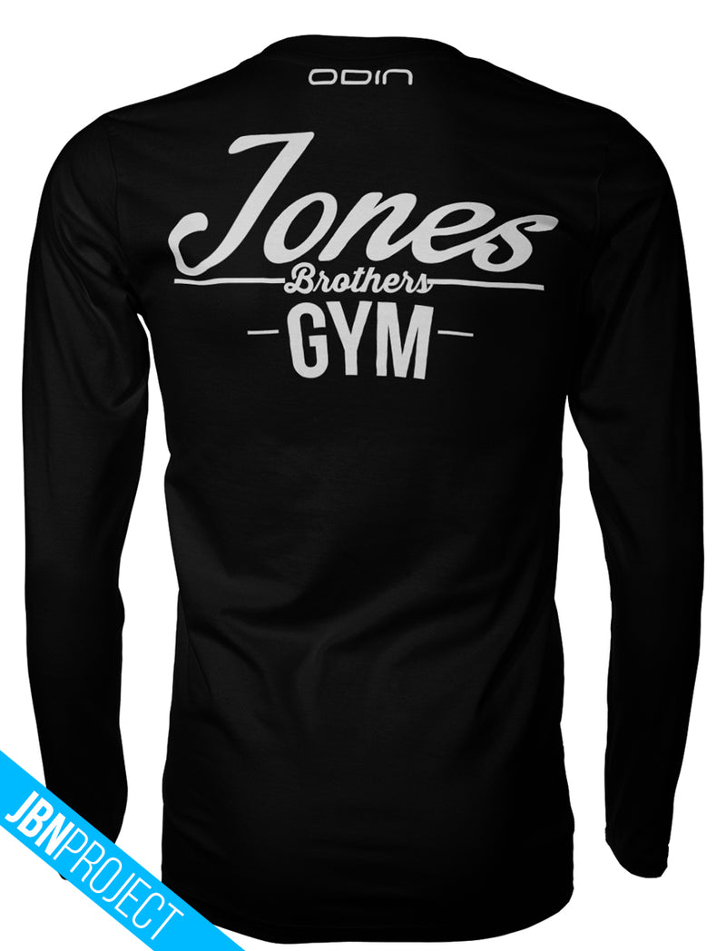 Jones Brothers Gym - Classic Mens Long Sleeve Tee
