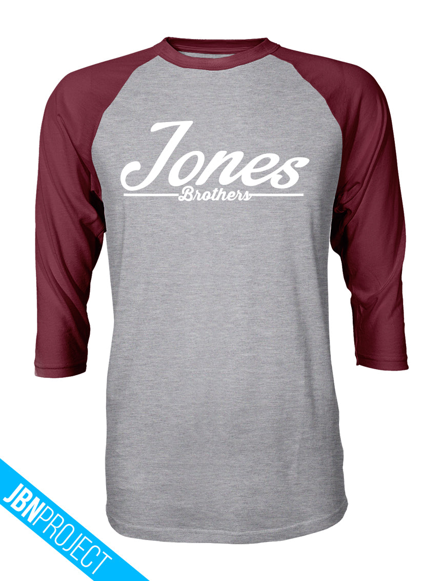 Jones Brothers Unisex Raglan Tee
