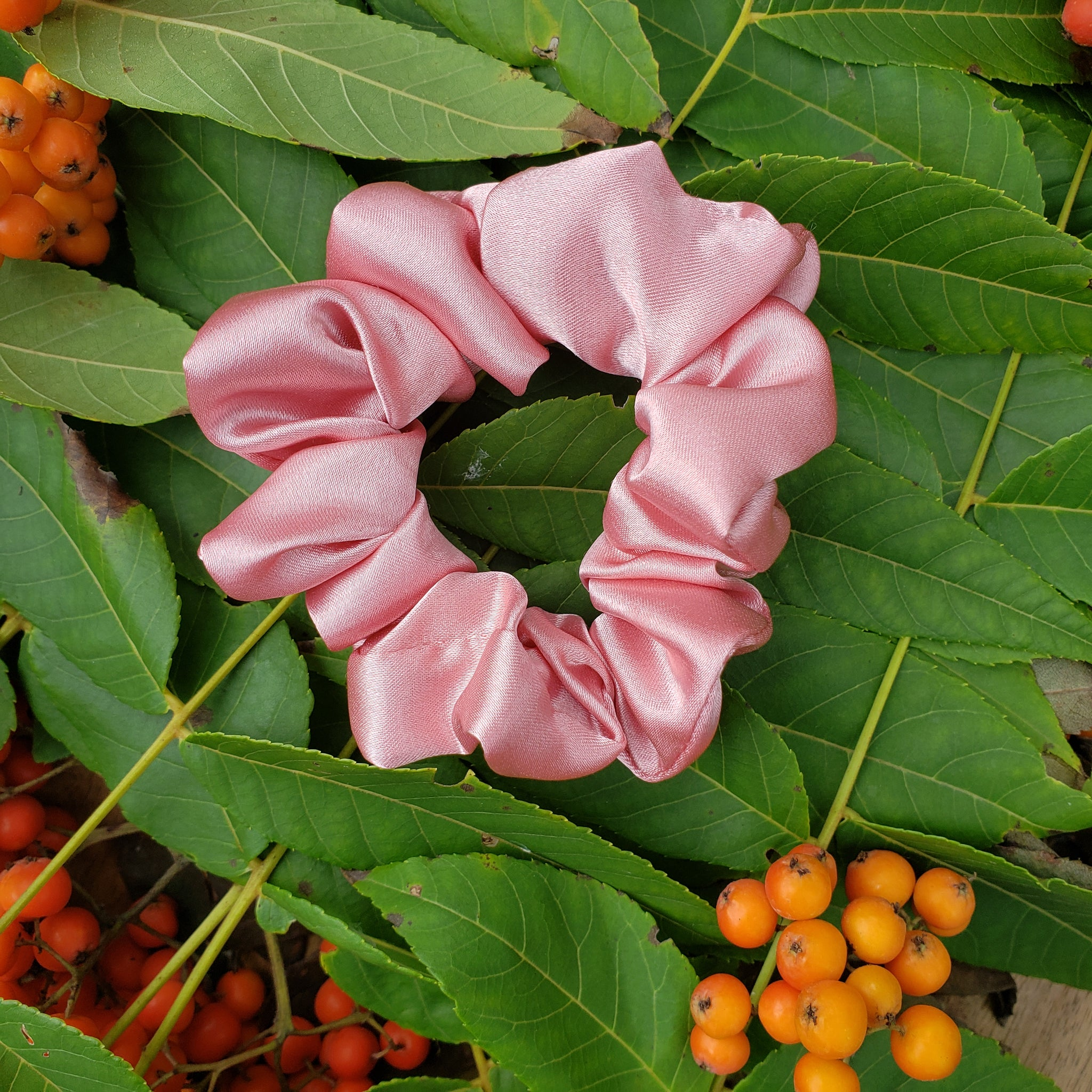 She's Sew Chic | Luxury Satin Hair Scrunchie
