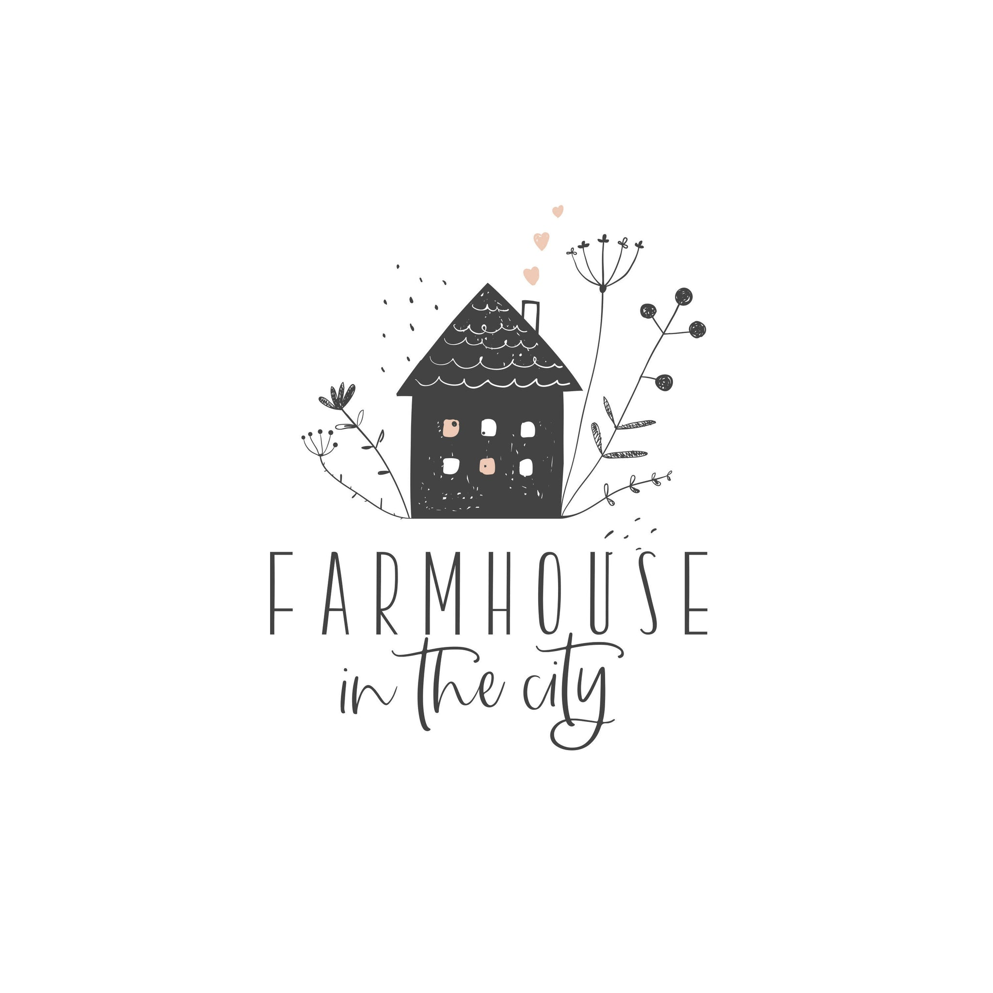 Farmhouse in the City | 112-3042