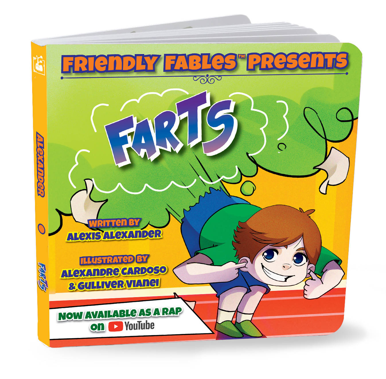 Friendly Fables | Farts | 088 - 0101