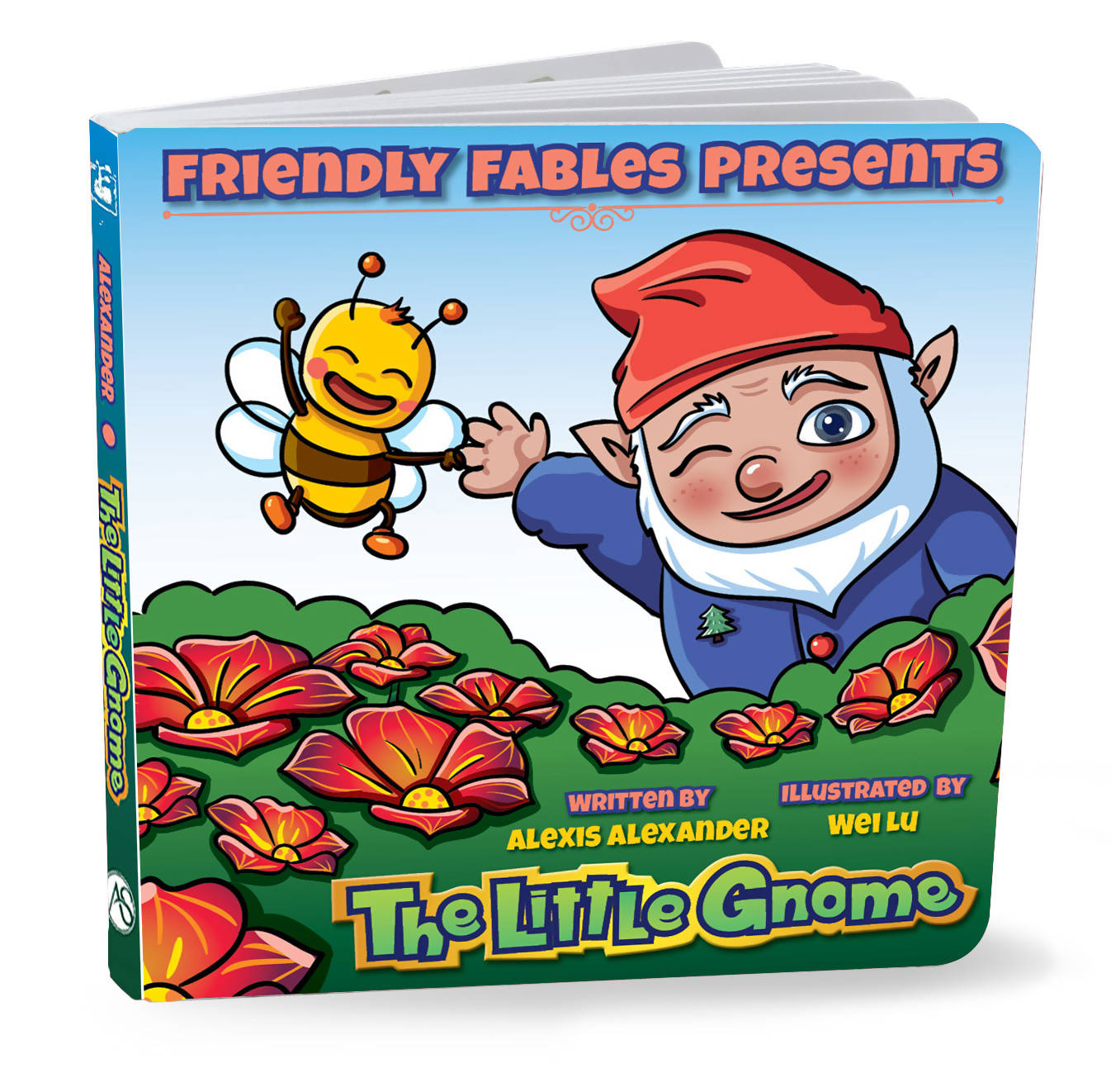 Friendly Fables | The Little Gnome | 088 - 0107