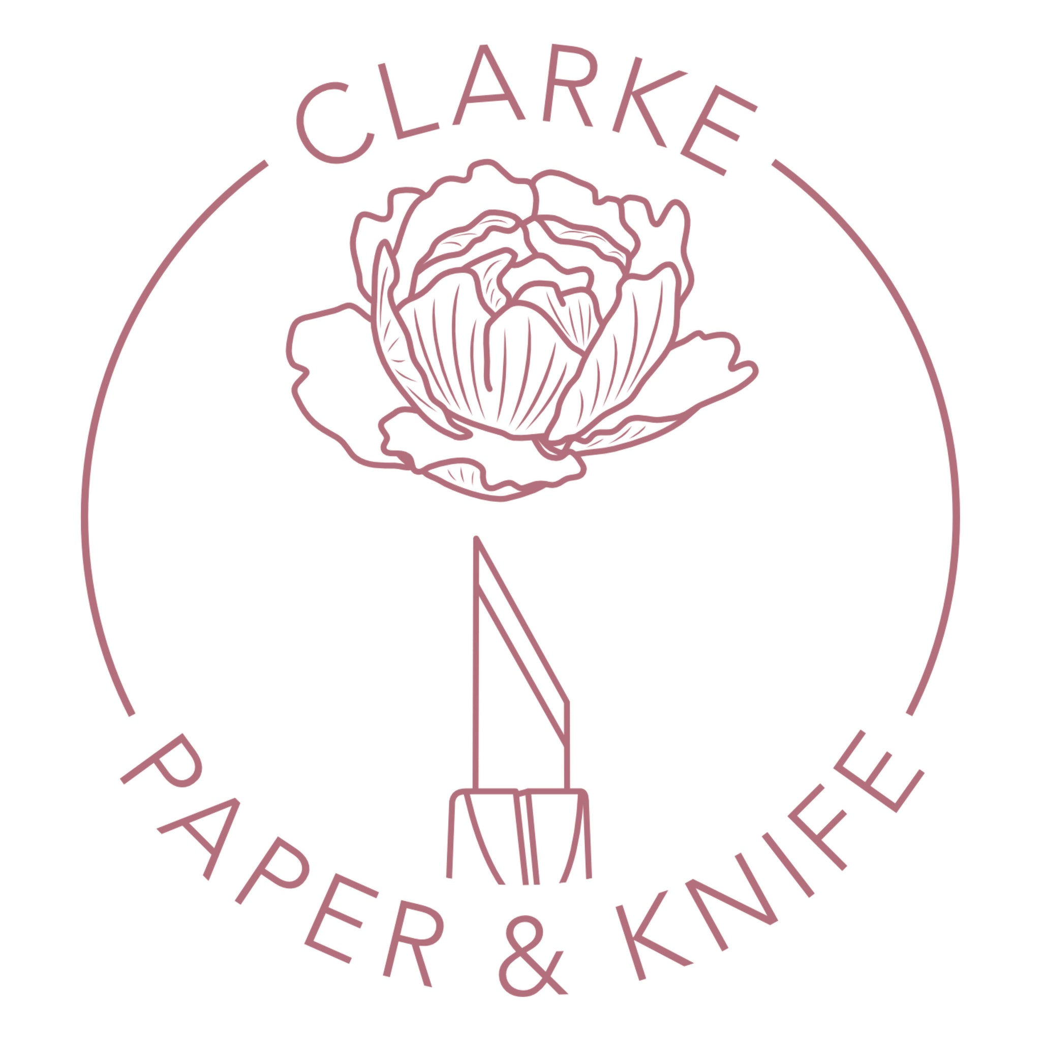 Clarke Paper and Knife | 007-1103