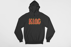 KING | Rock Style Hoodie - Couple&Co | Partnerwear