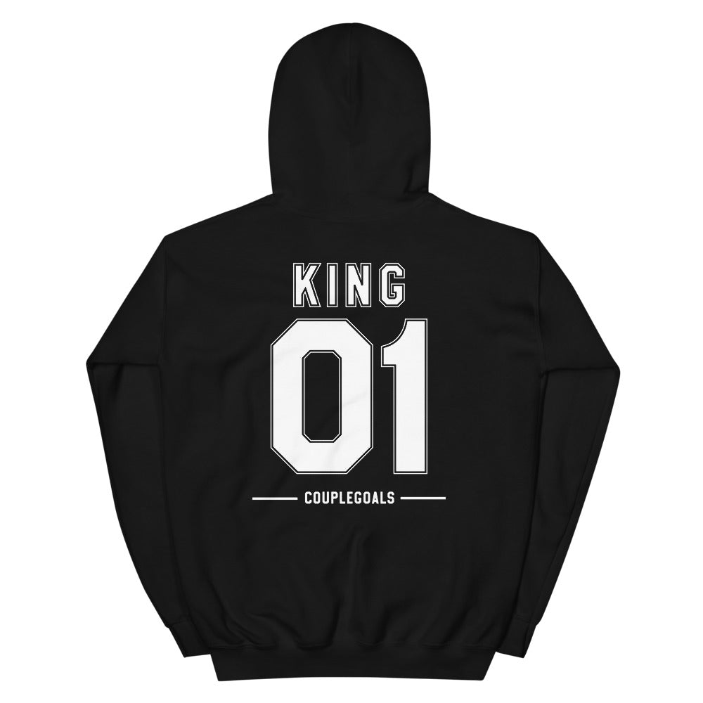 KING | Classic Hoodie - Couple&Co | Partnerwear