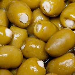 Garlic Stuffed Olive