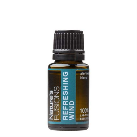Refreshing Wind Essential Oil blend - 15ml