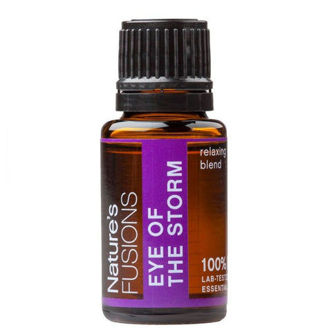 Eye of the Storm: Relaxing Blend 100% Pure Essential Oil - 15ml