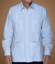 Load image into Gallery viewer, The Classic Guayabera - Long Sleeve