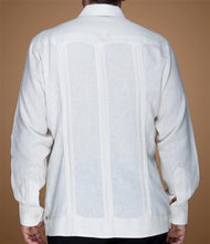Load image into Gallery viewer, Supreme Guayabera Sizes M - Long Sleeve