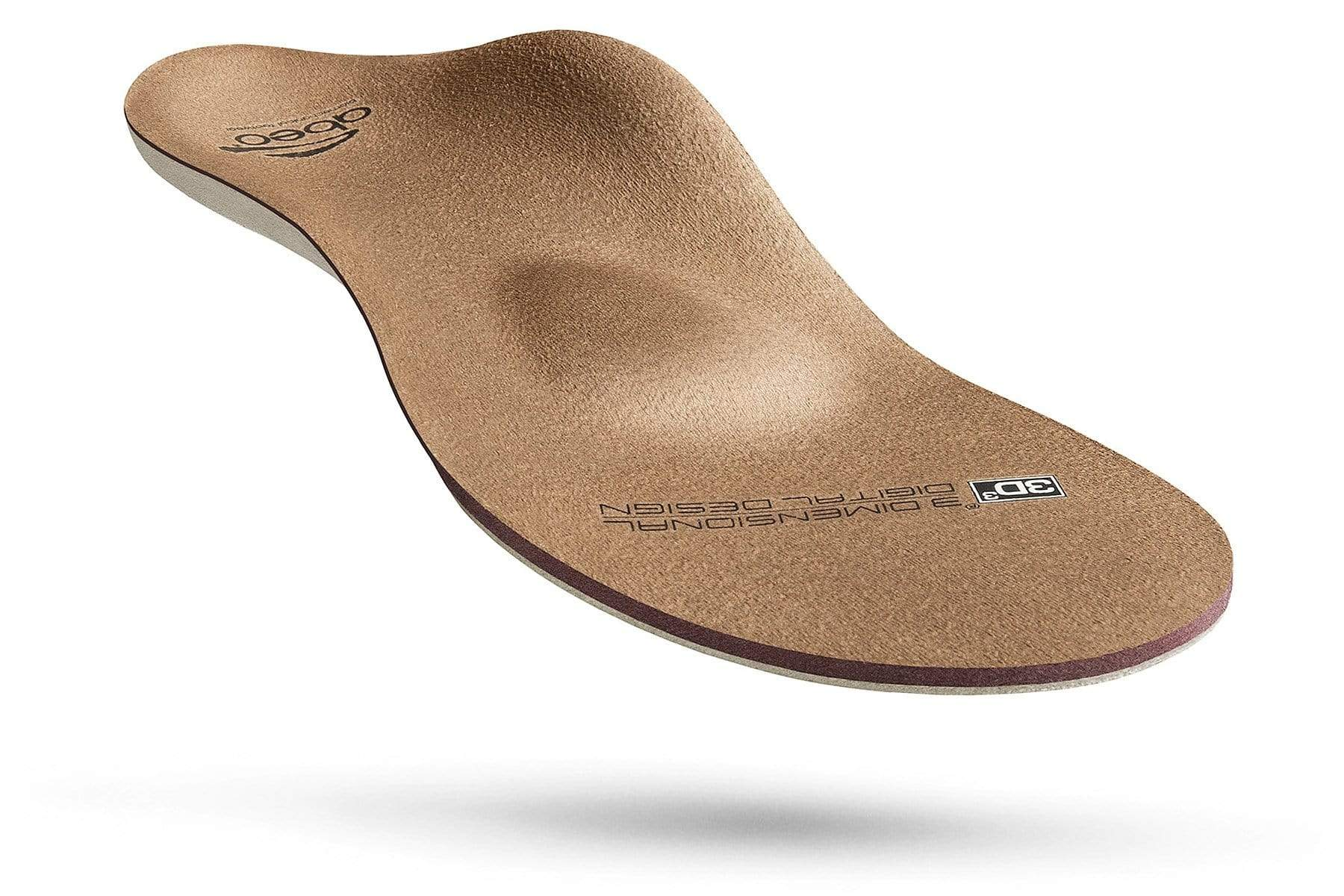 ABEO 3D3 Casual Orthotic-Metatarsal