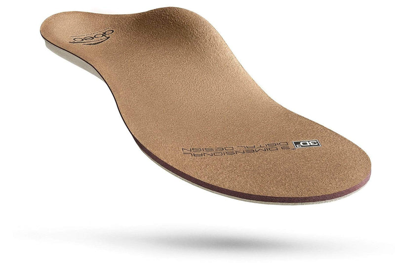 ABEO 3D3 Casual Orthotic-Post Womens