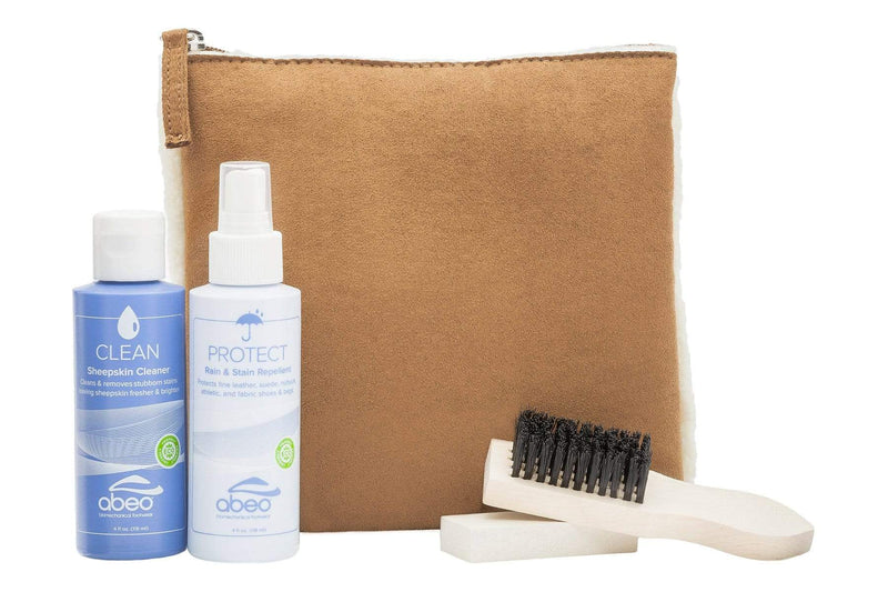 ABEO ACCESSORIES Sheepskin Care Kit