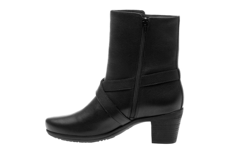 EPB Abeo Pacifica Boots Black Women/'s Size US 10 Neutral Footbed